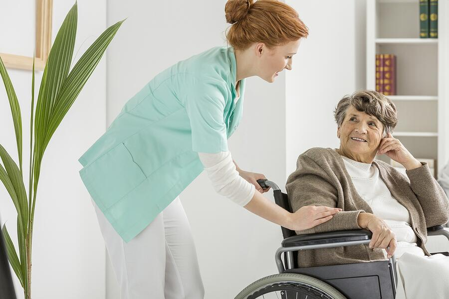 bigstock-Nurse-Visits-Disabled-Senior-201899887