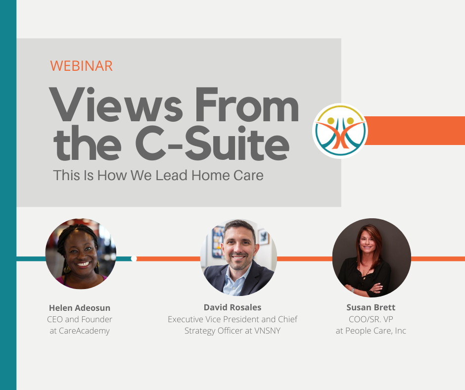 Looking Beyond COVID-19: What's Next for Home Care?