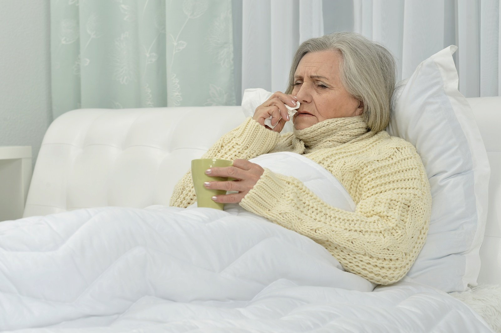 Pneumonia in the Elderly