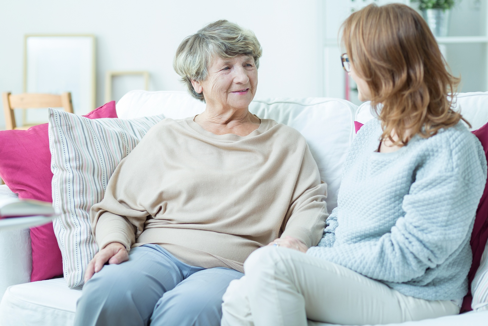 Overcoming Resistance: Difficult Conversations with your Aging Parents