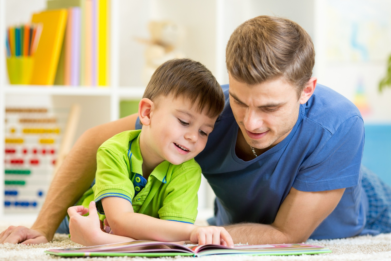 Educational Apps for Kids to Play with Mom and Dad