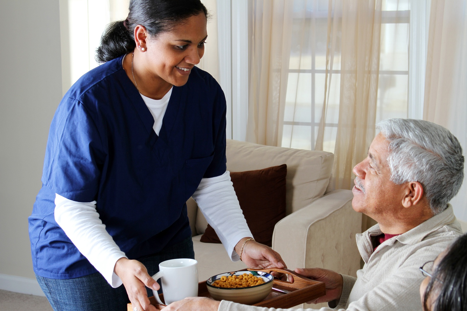 Professional Caregiver for Older Adults - Part I: Responsibilities