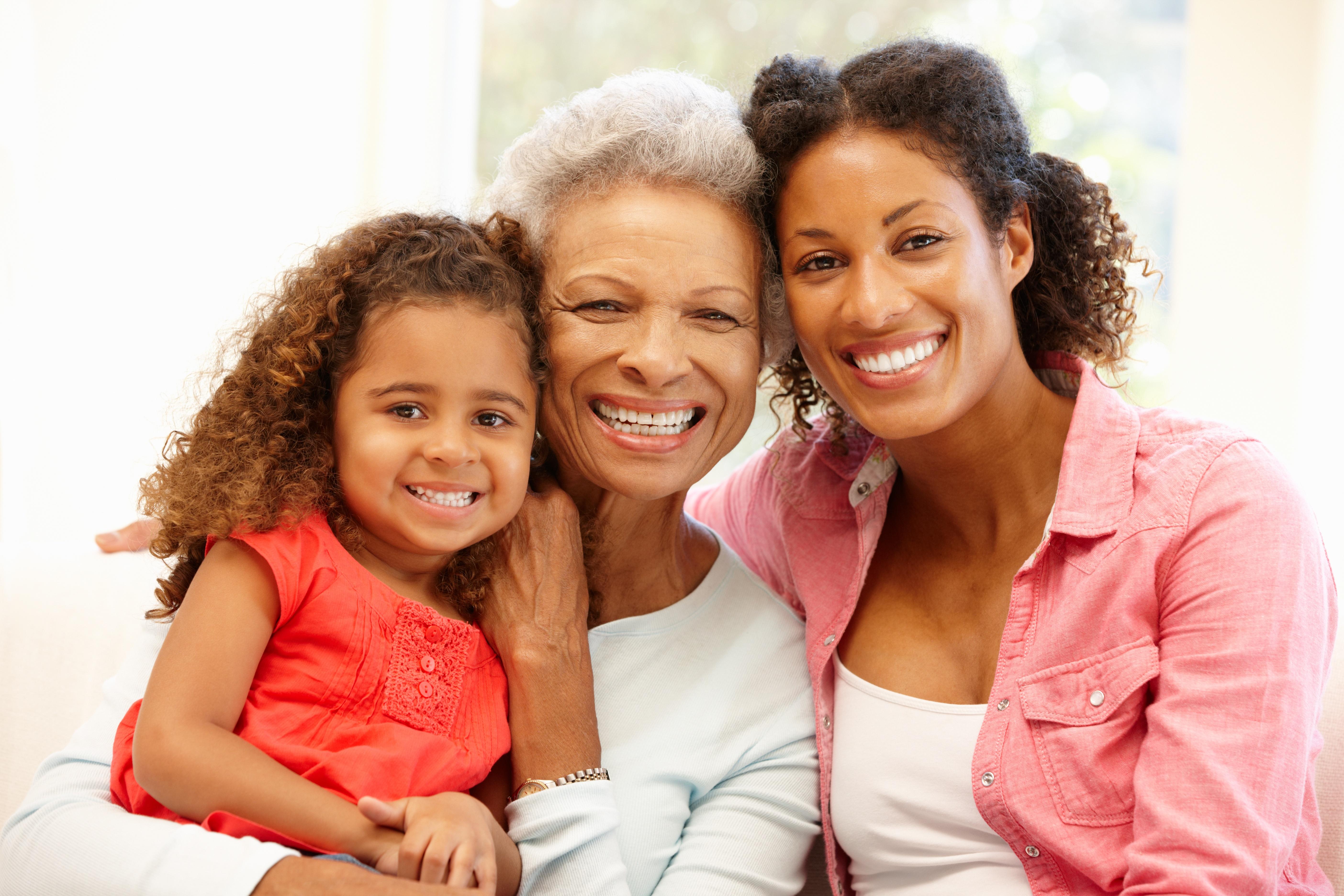 Older Women Are Feminism's New Mentors