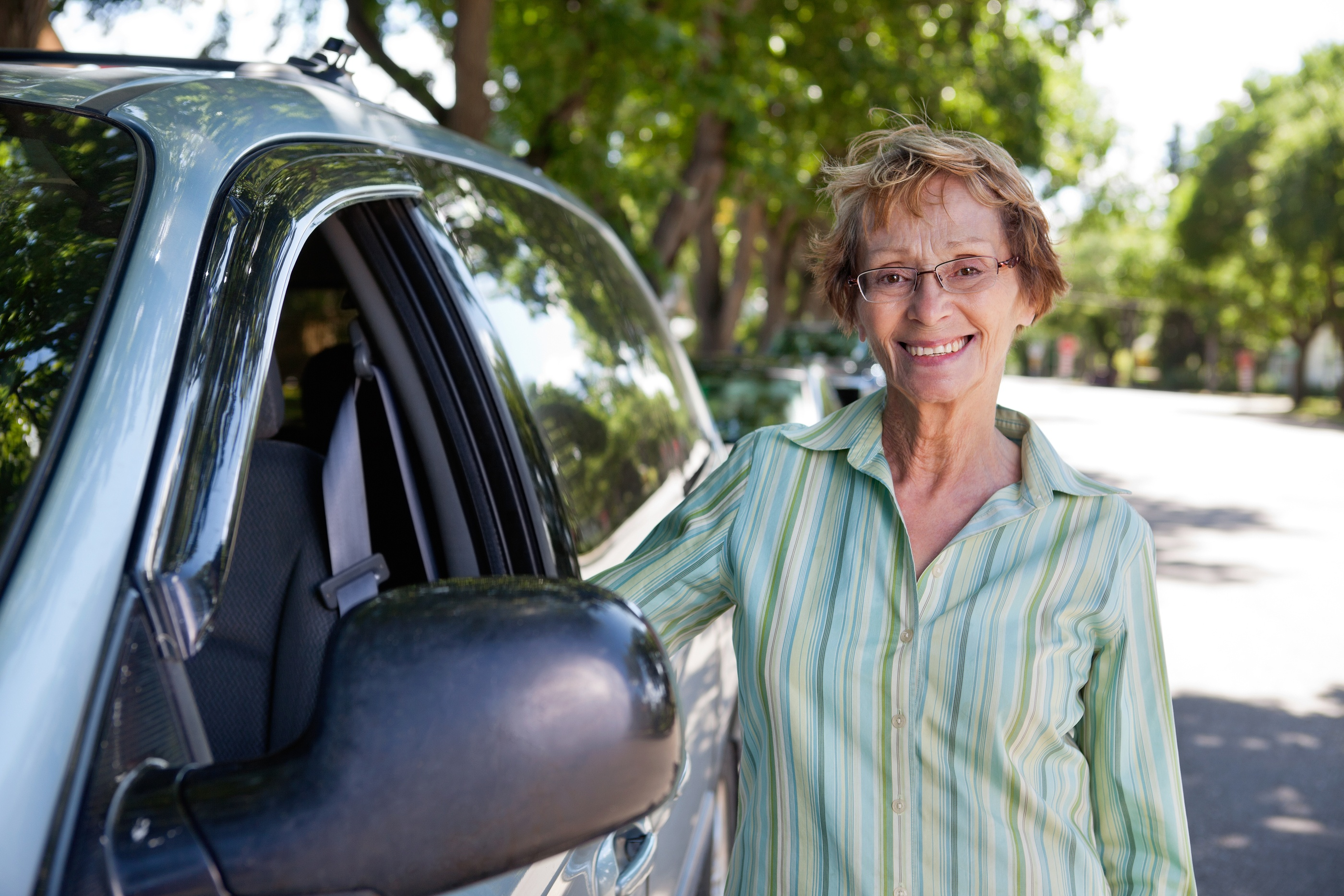 Helping Older Adults with Car Travel