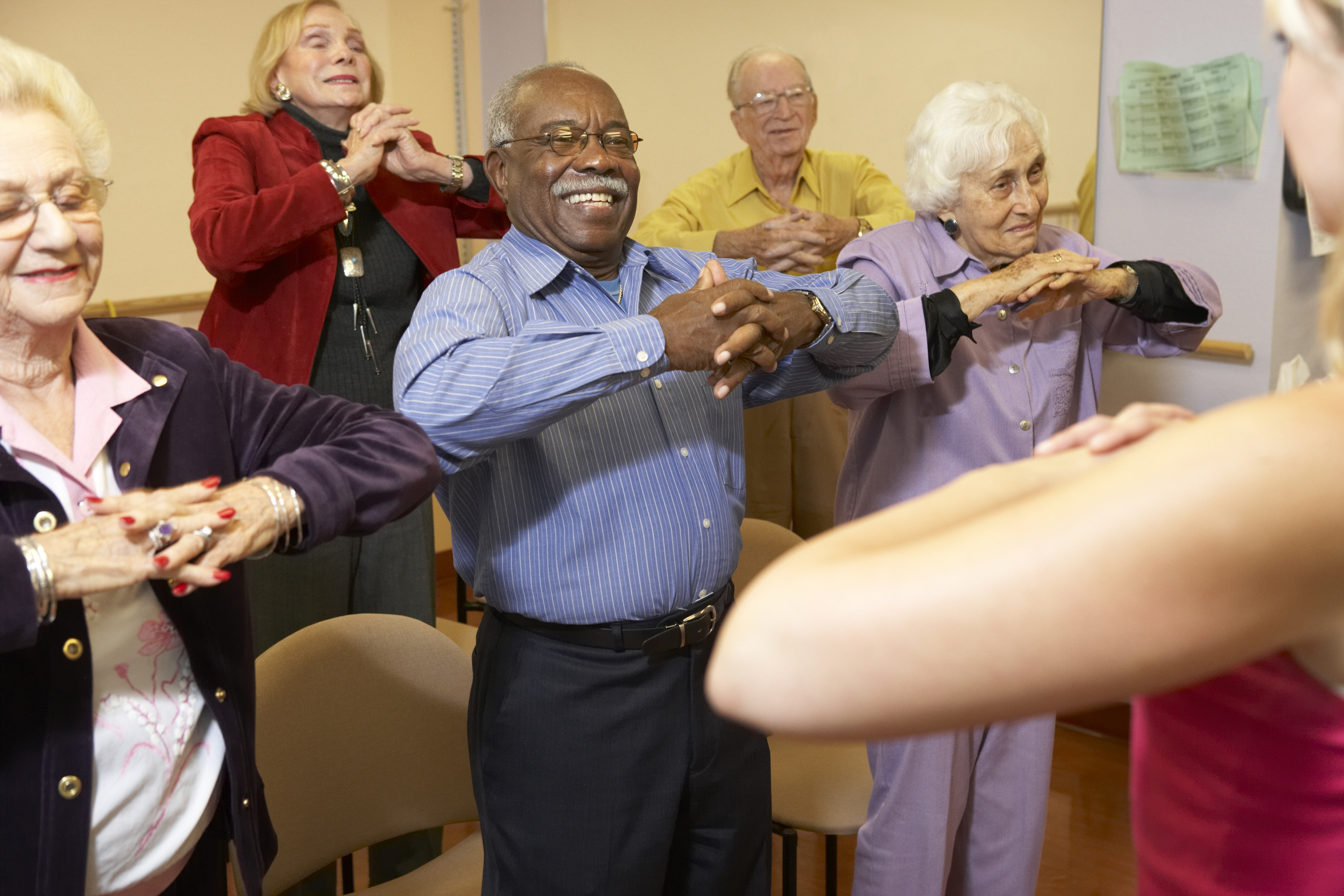 The Benefits of Helping Elders Stay Active